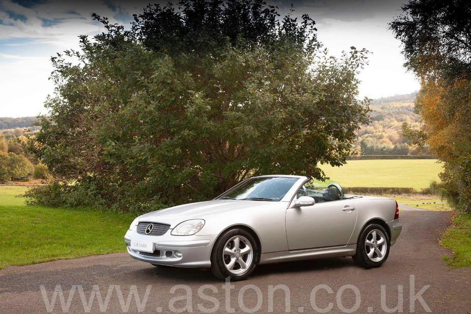 2001 Mercedes SLK 320 Auto SOLD (picture 6 of 6)