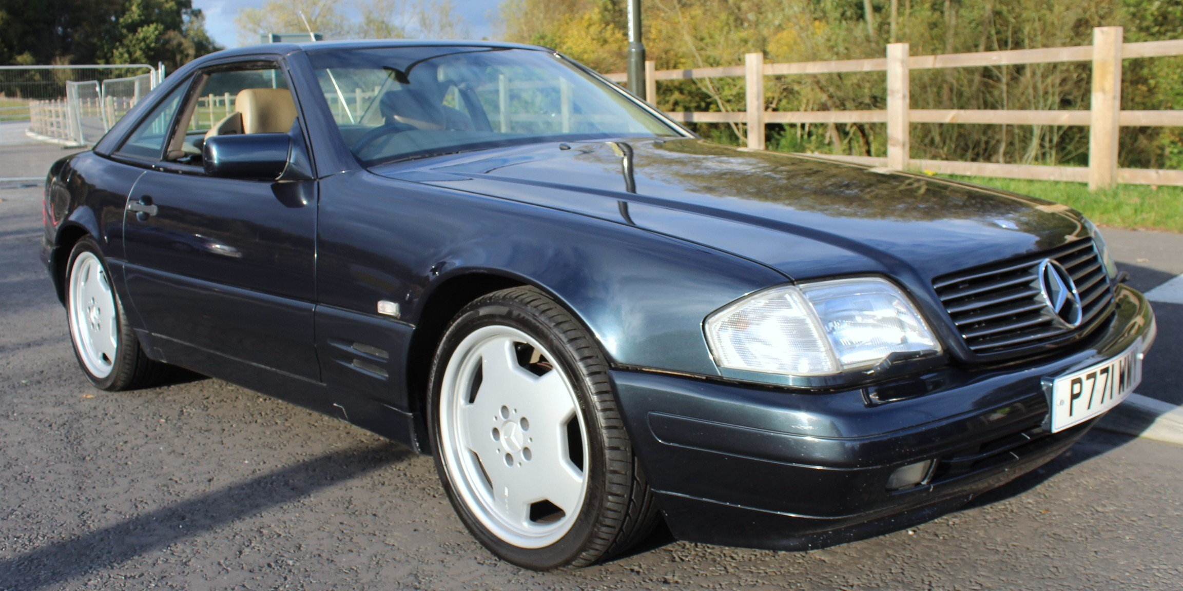 1997 Mercedes Benz R129 SL320 Sports Automatic For Sale (picture 1 of 6)