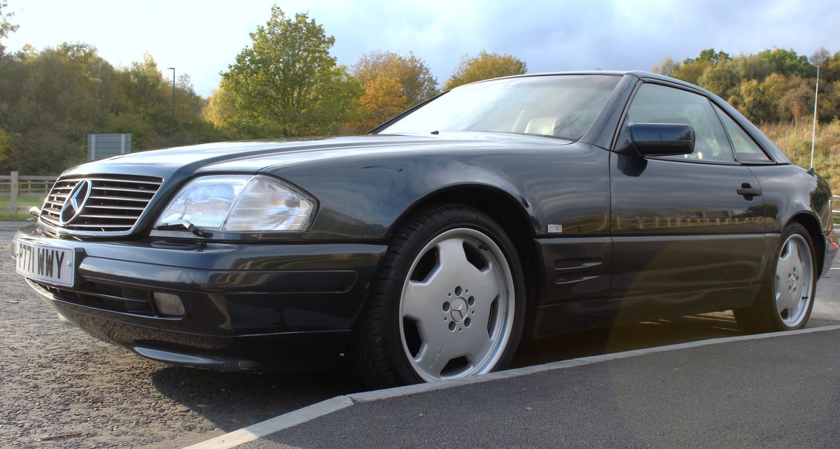 1997 Mercedes Benz R129 SL320 Sports Automatic For Sale (picture 3 of 6)