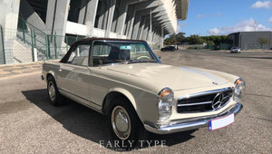 1966 230SL Perfect  For Sale