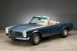 1969 Mercedes-Benz 280 SL Roadster For Sale