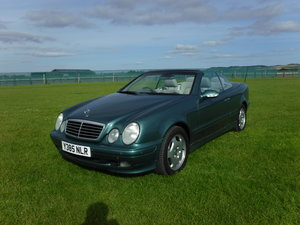 2001 Mercedes CLK 230 For Sale by Auction