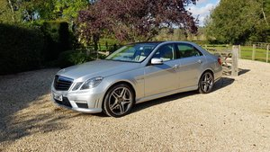 2012  Mercedes E63 AMG Saloon 5.5 V8 Bi-Turbo - £2000 spent