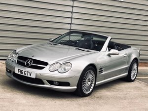 2003 Sl55 amg For Sale