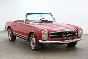 1969 Mercedes-Benz 280SL California Special For Sale