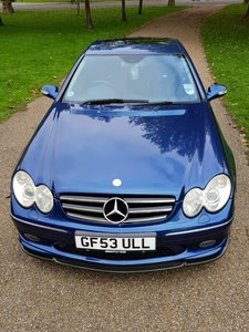 2003 Mercedes Benz CLK 55 AMG For Sale