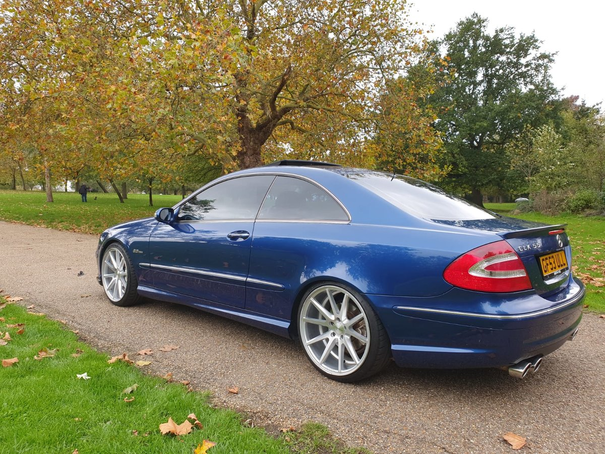 2003 Mercedes Benz CLK 55 AMG For Sale (picture 3 of 6)