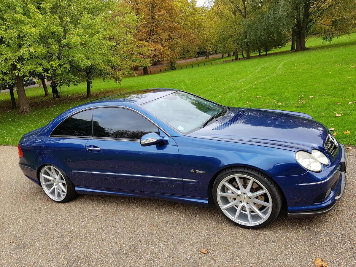 2003 Mercedes Benz CLK 55 AMG For Sale (picture 4 of 6)