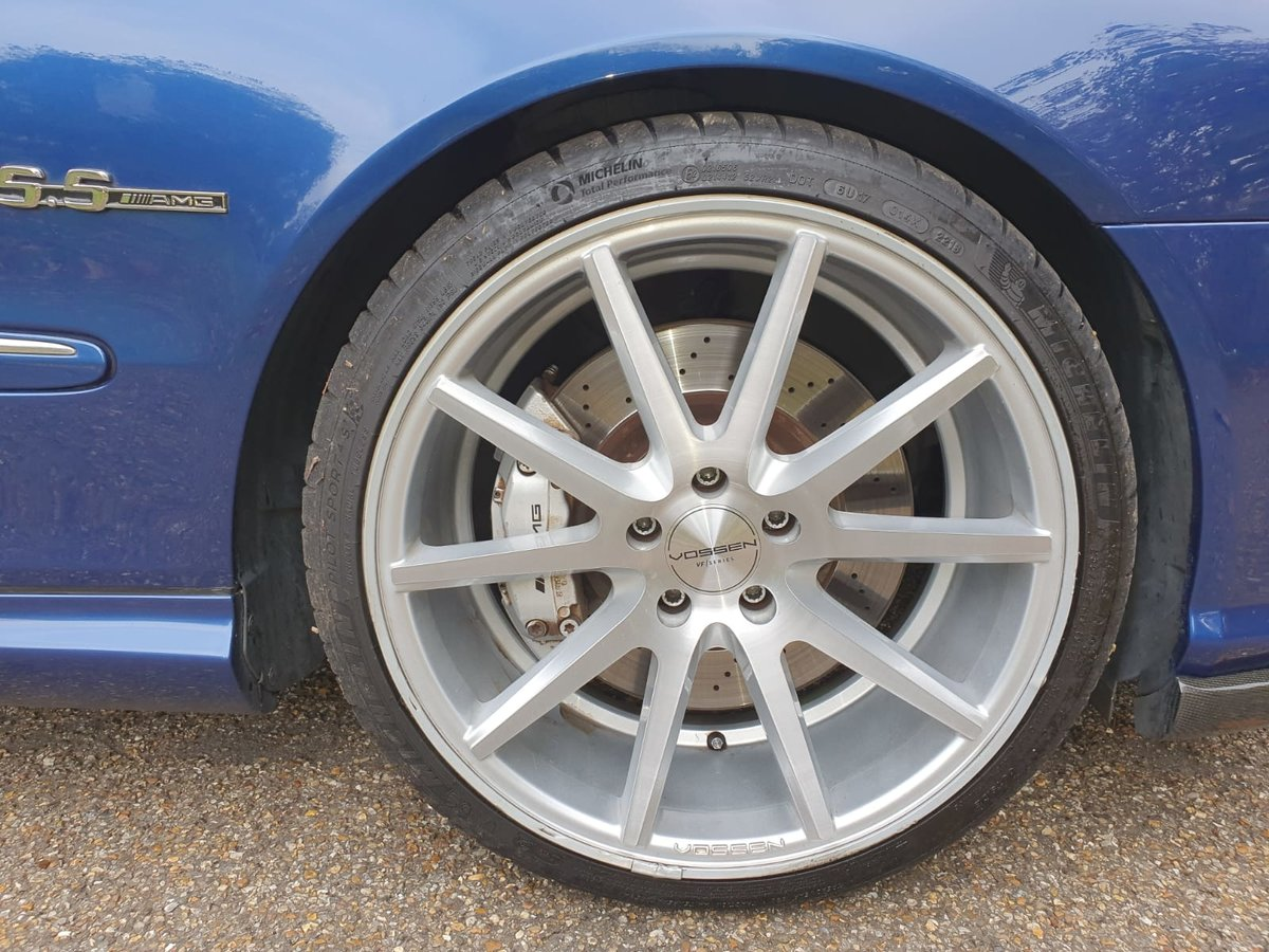 2003 Mercedes Benz CLK 55 AMG For Sale (picture 5 of 6)