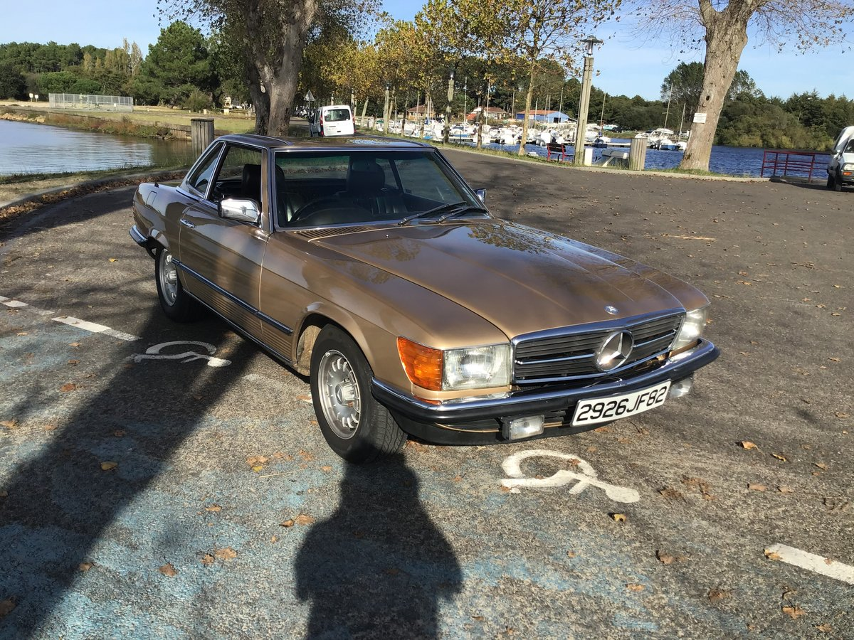 1984 Mercedes 380 SL  For Sale (picture 2 of 6)