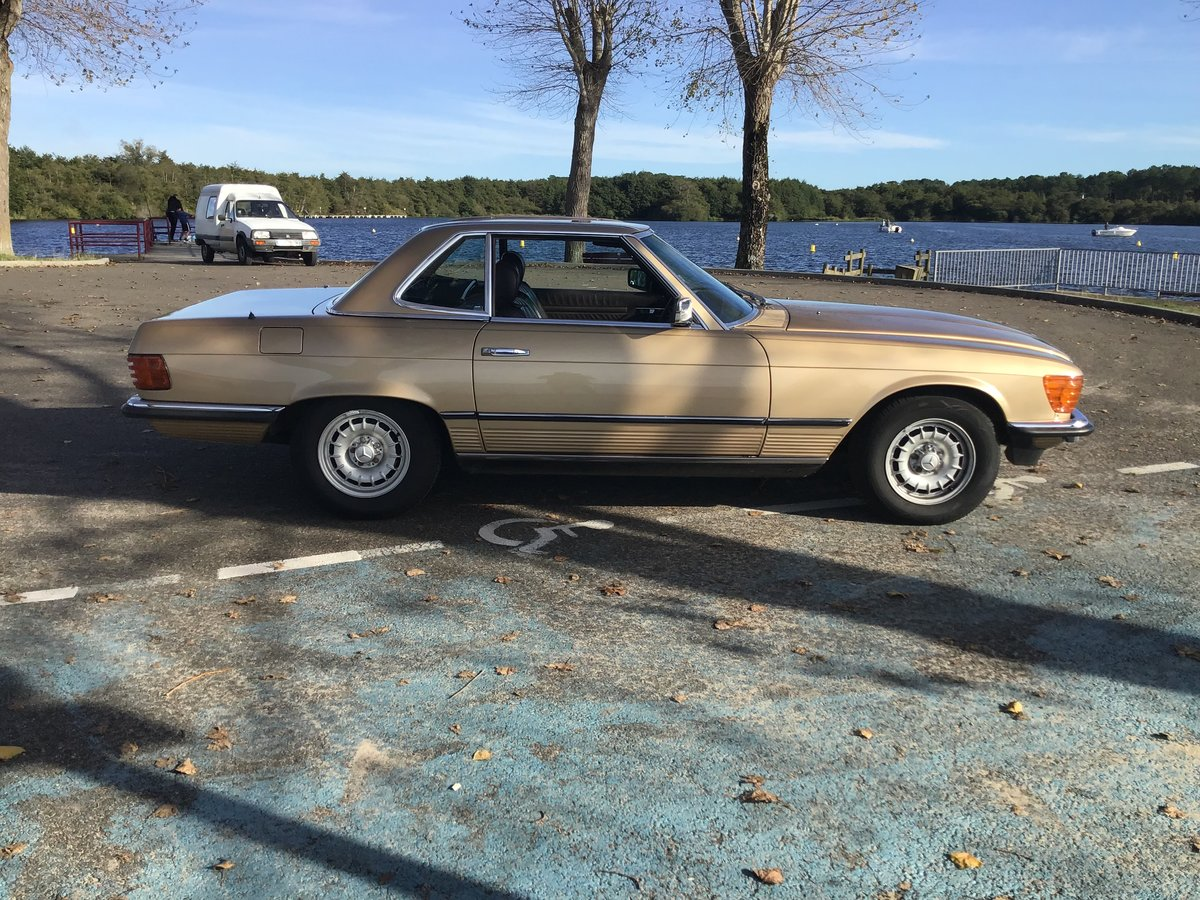 1984 Mercedes 380 SL  For Sale (picture 3 of 6)