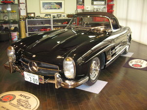 1956 Mercedes 300 SL For Sale (picture 1 of 5)