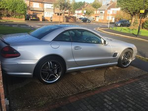 2003 Mercedes sl55 amg only 55k miles! And 2 owners For Sale