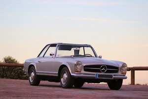1964 MERCEDES PAGODE 230 SL For Sale