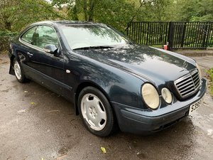 Picture of MERCEDES BENZ CLK 320 3.2 AUTO ELEGANCE 1999 SOLD