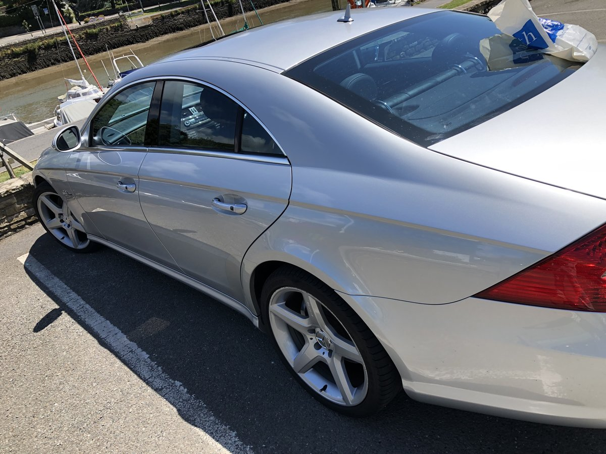 2007 Mercedes CLS 63 AMG  For Sale (picture 1 of 6)
