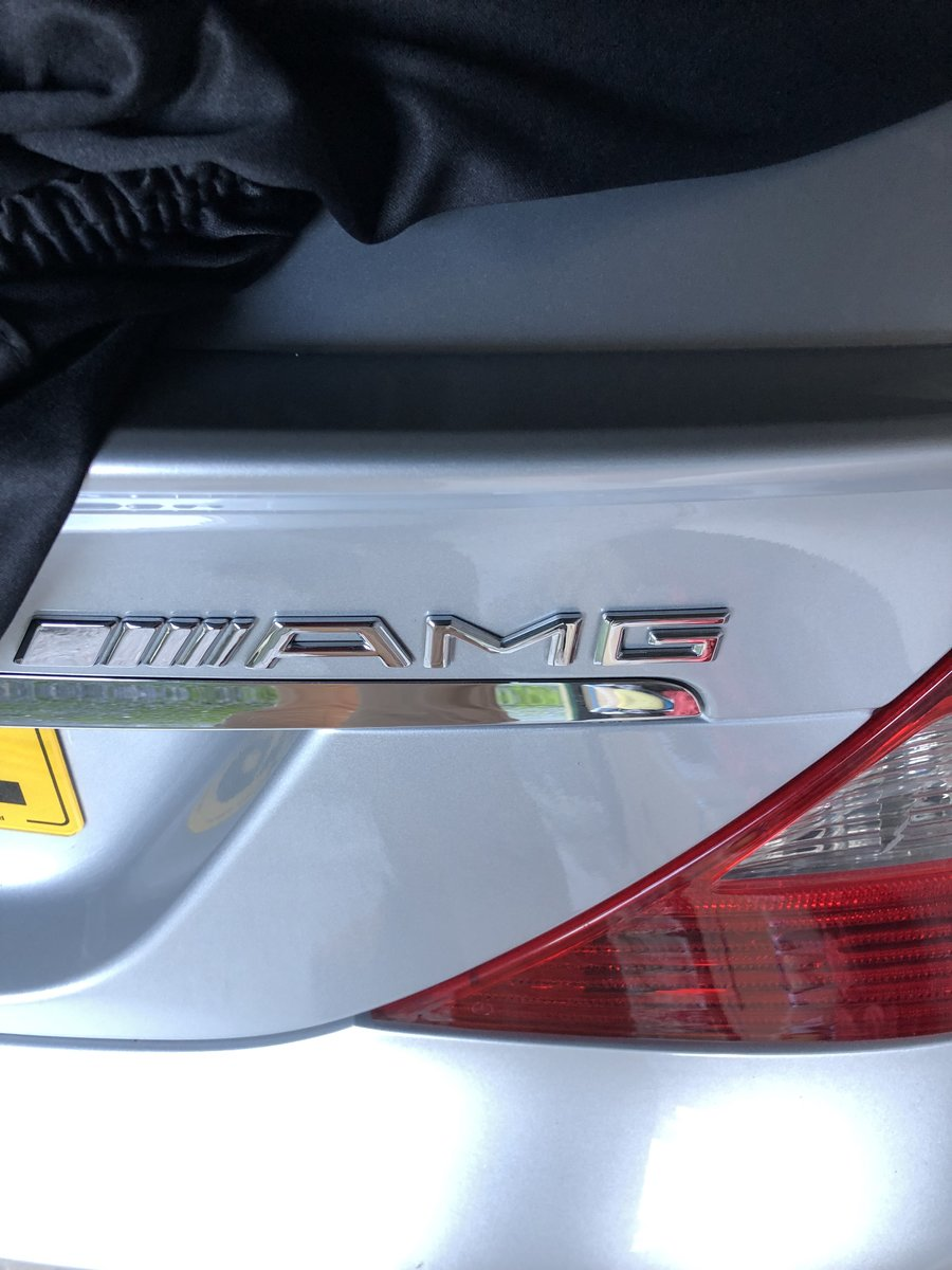 2007 Mercedes CLS 63 AMG  For Sale (picture 5 of 6)