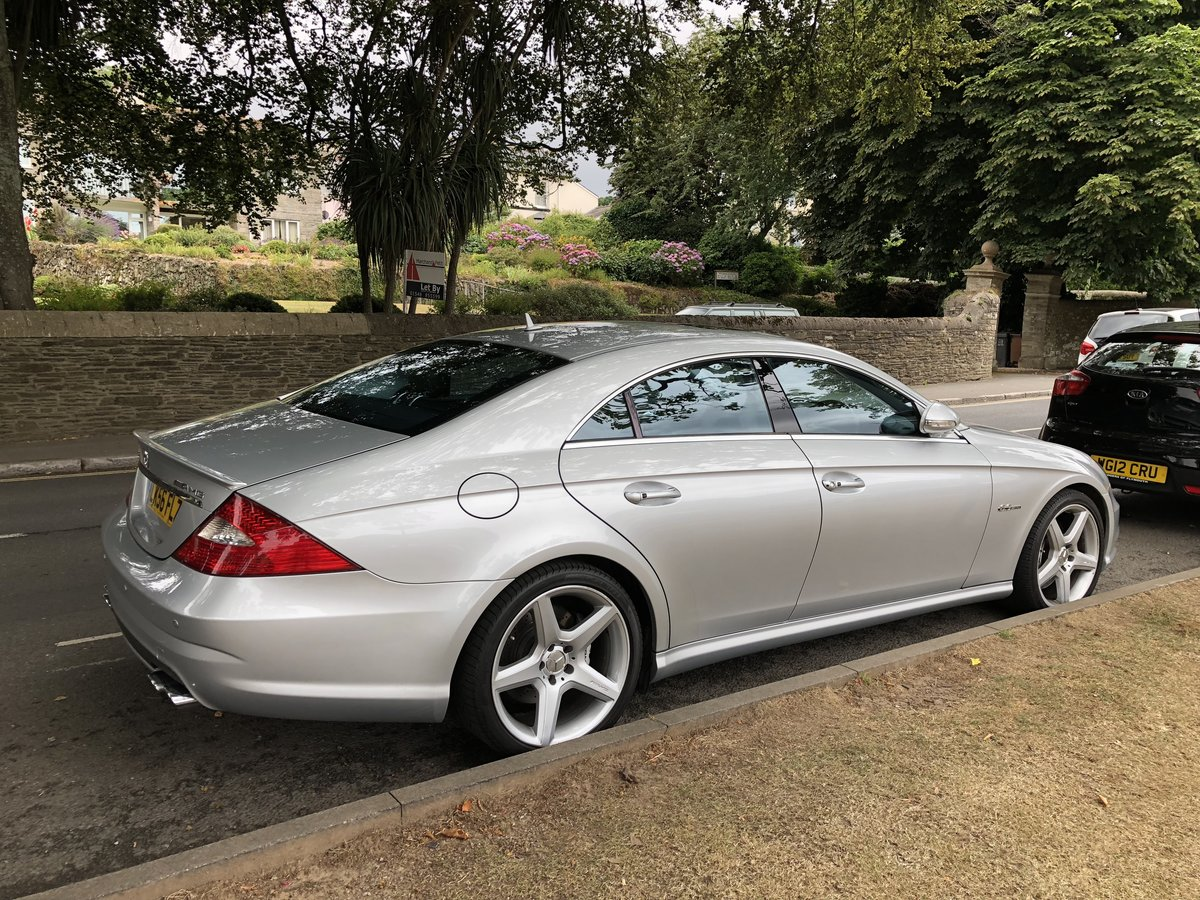 2007 Mercedes CLS 63 AMG  For Sale (picture 6 of 6)