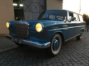 1963 Mercedes 200D Universal .Rare. For Sale
