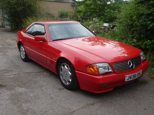 Picture of 1992 Mercedes sl 300 great investmant For Sale