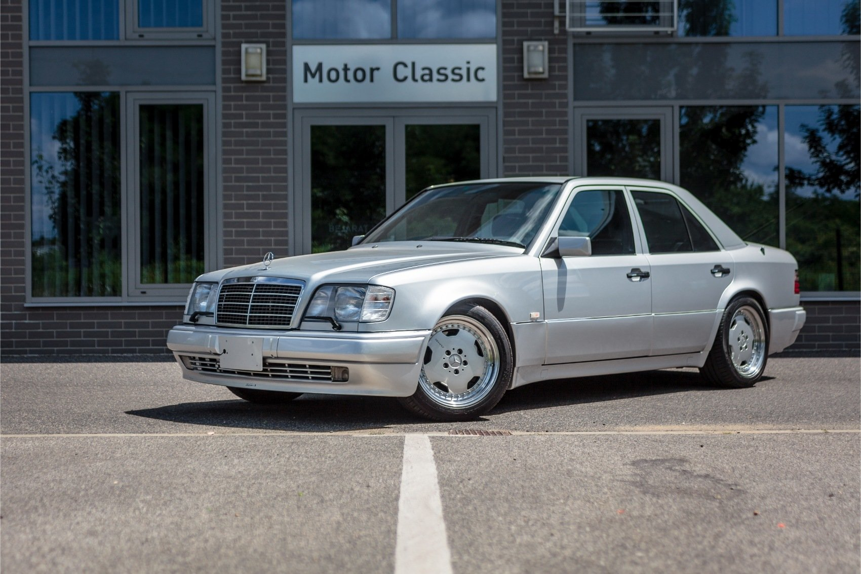 1994 Partly restored AMG E60 Limited For Sale (picture 1 of 6)