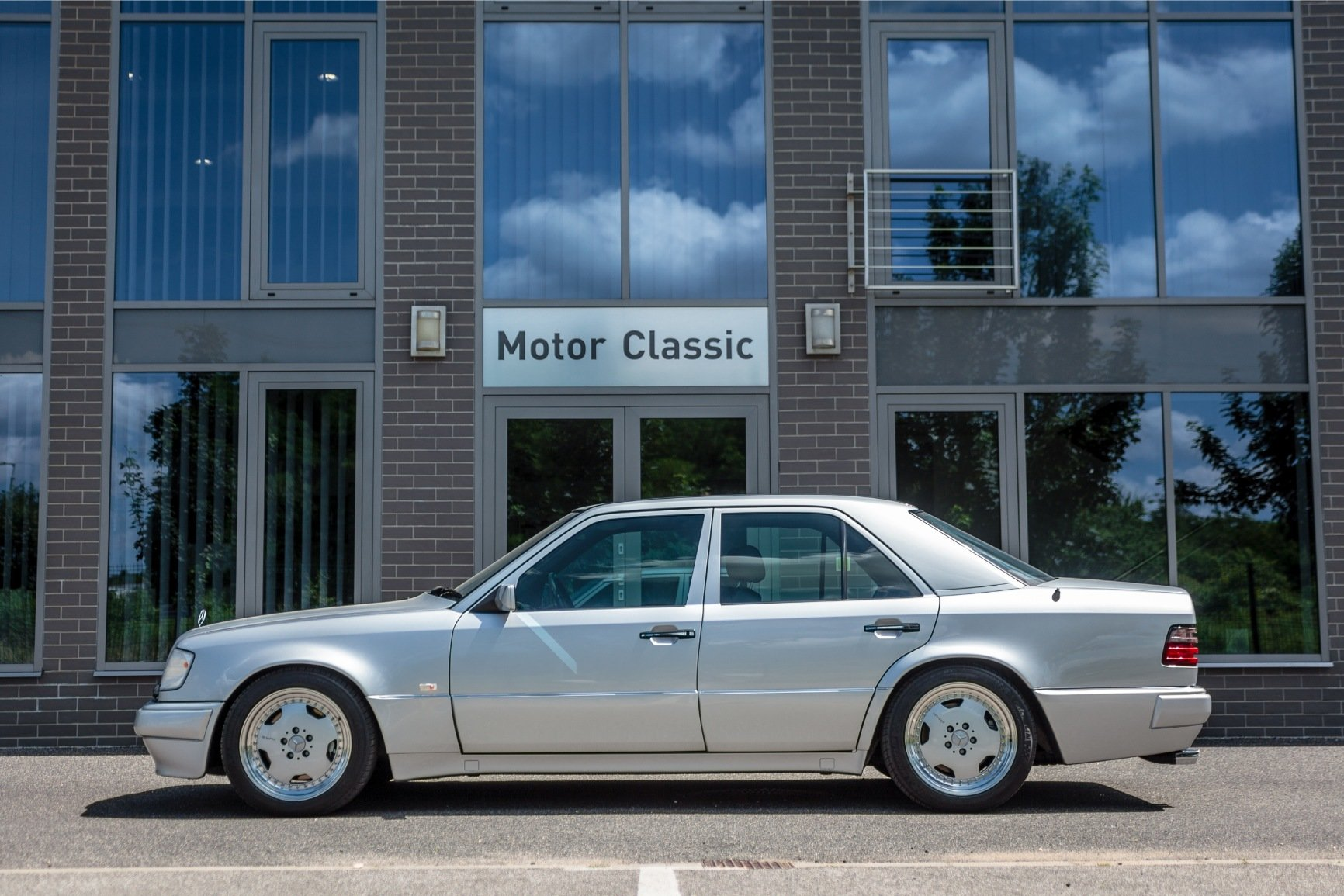 1994 Partly restored AMG E60 Limited For Sale (picture 2 of 6)