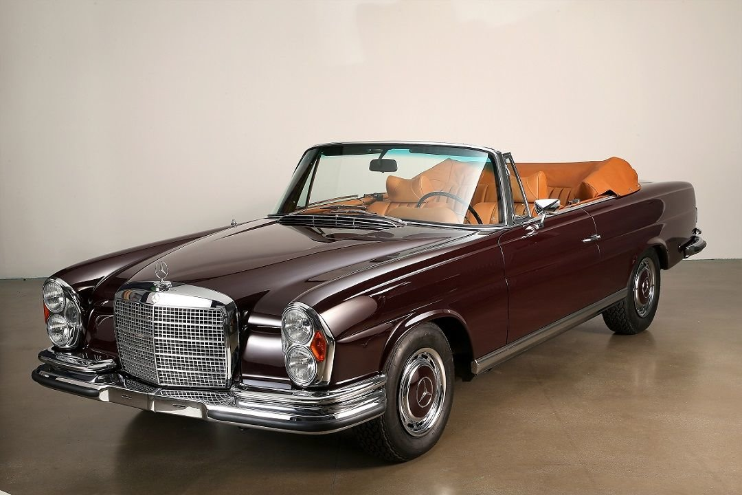 1970 280 SE W111 Concourse Restored - Collector's item For Sale (picture 1 of 6)