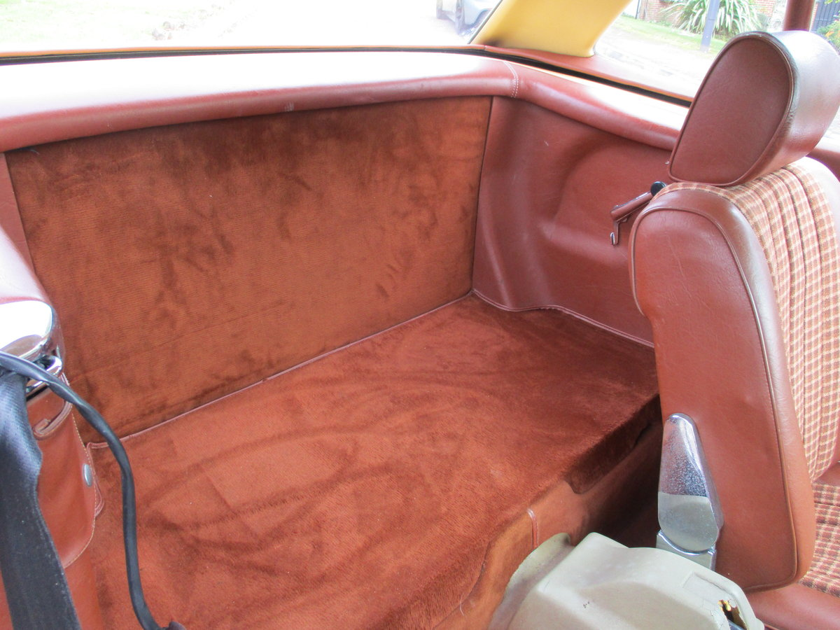 Mercedes 280 SL 1980 W Reg 65,700 Miles Only 2 Owners For Sale (picture 6 of 22)