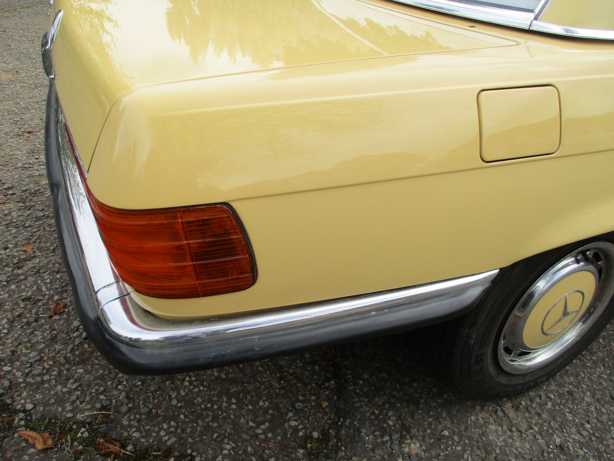 Mercedes 280 SL 1980 W Reg 65,700 Miles Only 2 Owners For Sale (picture 20 of 22)