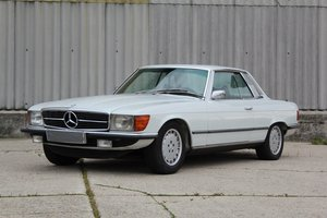 1975 Mercedes 450 SLC For Sale