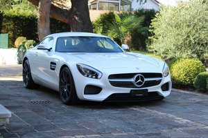 2015 Mercedes AMG GTS For Sale