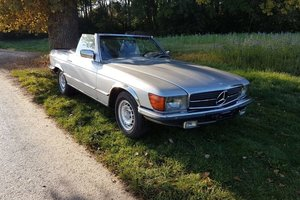 1978 Mercedes 280 SL For Sale