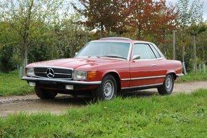 1972 Mercedes 350 SLC For Sale