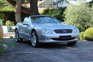 2002 Mercedes 500 SL For Sale