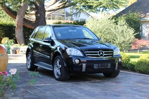 2006 Mercedes ML 63 AMG For Sale