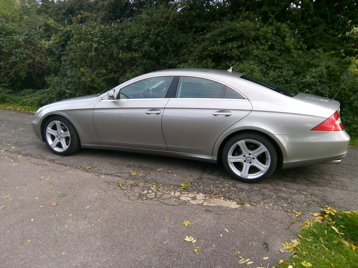 2008 Mercedes CLS 320 CDI,one previous owner FSH  For Sale (picture 6 of 6)