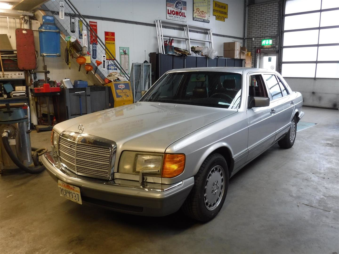 1986 Mercedes Benz 420 SEL '86 For Sale (picture 2 of 6)