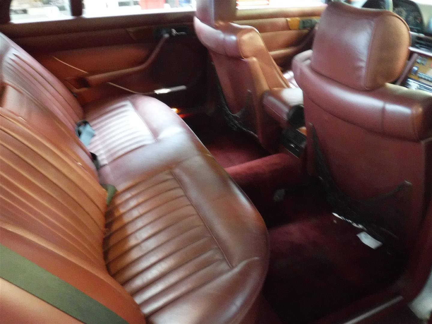 1986 Mercedes Benz 420 SEL '86 For Sale (picture 6 of 6)