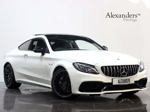 2018 18 68 MERCEDES BENZ C 63 AMG PREMIUM AUTO For Sale