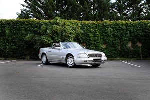 1999 – Mercedes Benz SL 280 For Sale by Auction