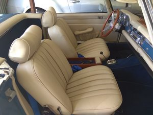 Mercedes 280SL Automatic left hand drive