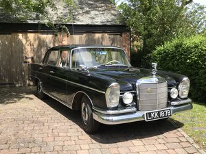 1964 Mercedes 300SE Lang - original & unrestored