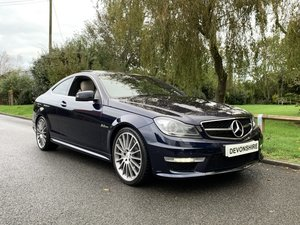 2012 Mercedes Benz C63 AMG V8 Coupe Very Rare ONLY 22000 MILES