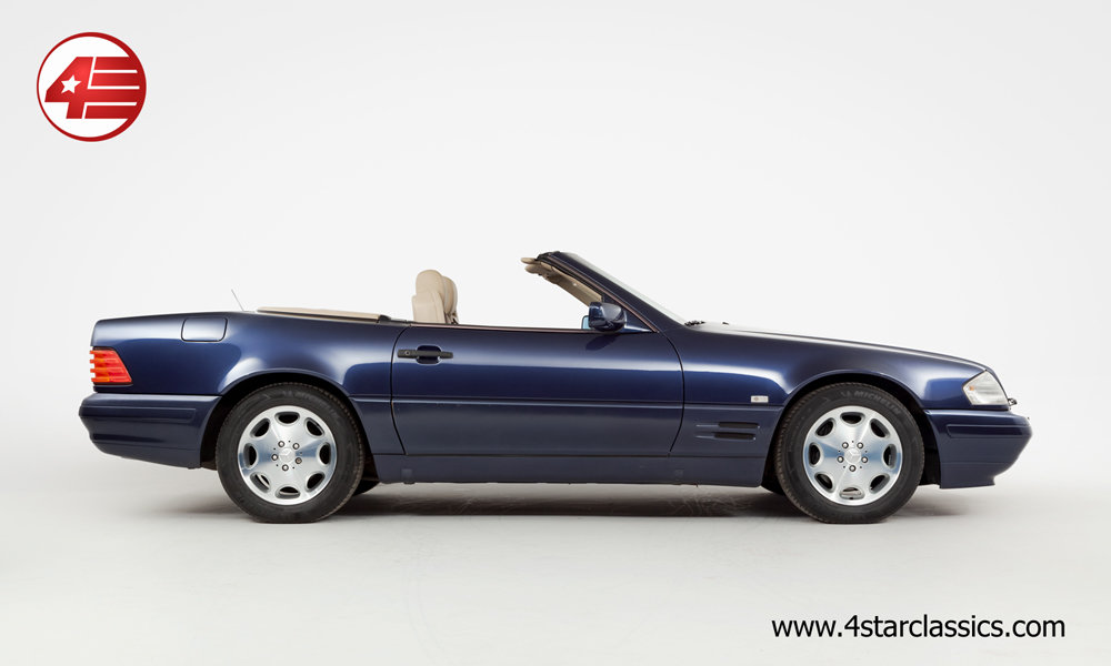 1996 Mercedes R129 SL500 /// Panoramic Hardtop /// 64k Miles For Sale (picture 2 of 6)