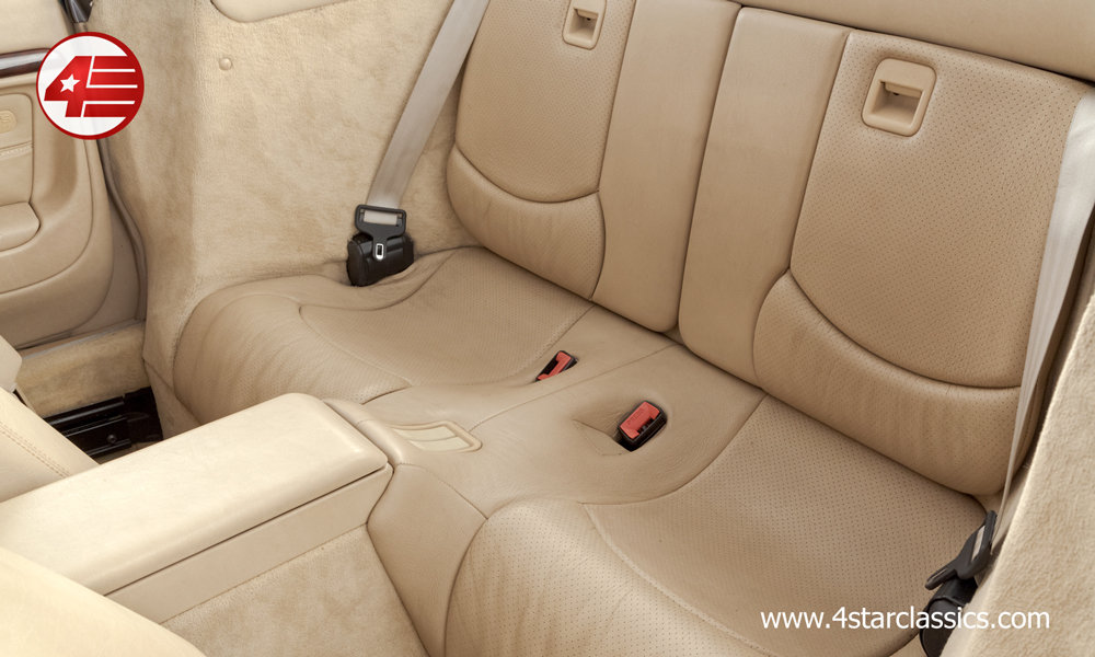 1996 Mercedes R129 SL500 /// Panoramic Hardtop /// 64k Miles For Sale (picture 6 of 6)