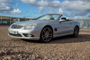 2008 Mercedes SL350 For Sale by Auction