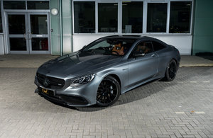 MERCEDES V8 S63 AMG COUPE 2016/66 SOLD