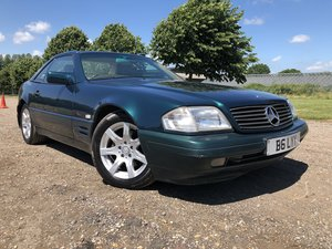 1996 mercedes-benz sl 280 automatic convertible For Sale