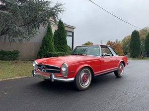 Picture of 1968 Mercedes-Benz 250SL #23104 For Sale