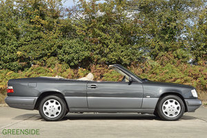 1994 Mercedes 124 Series E220 Convertible Very Low Mileage!!